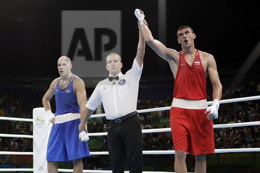 Белгородский боксёр Евгений Тищенко стал олимпийским чемпионом, фото-2