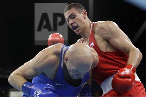Белгородский боксёр Евгений Тищенко стал олимпийским чемпионом, фото-1