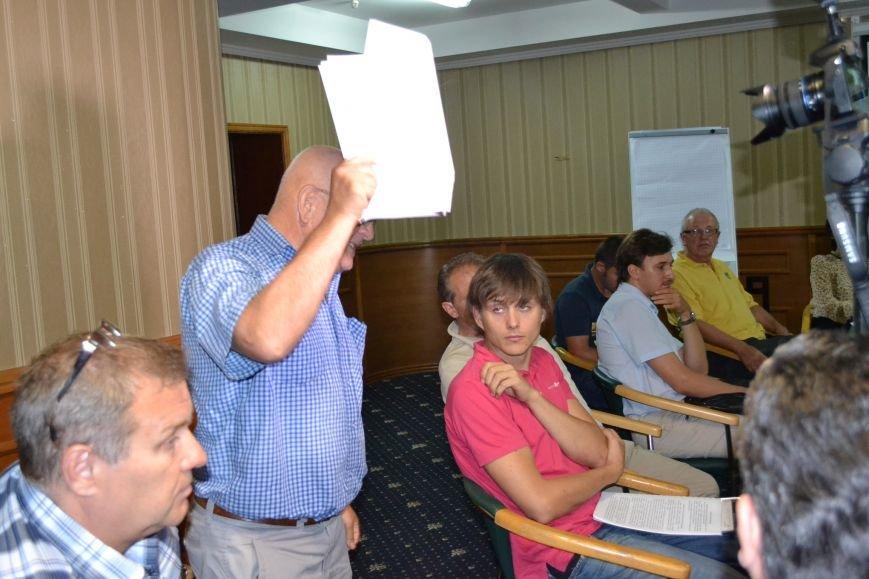 Криворожане создали интернет-площадку для обсуждения изменений к Уставу города (ФОТО), фото-6