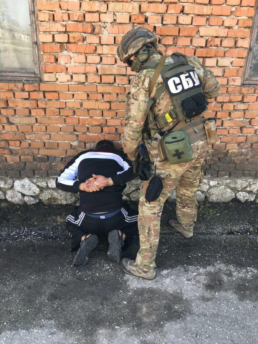 """Житомирські співробітники СБУ затримали бойовика терористичного батальйону """"Восток"""", фото-2"""