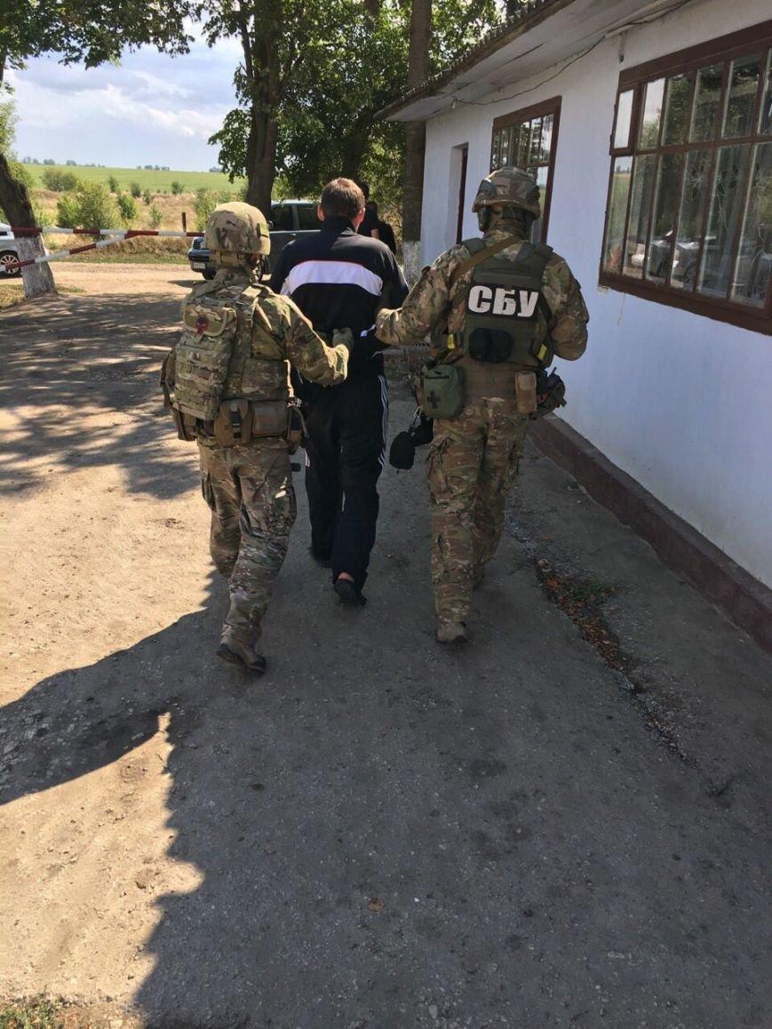 """Житомирські співробітники СБУ затримали бойовика терористичного батальйону """"Восток"""", фото-1"""