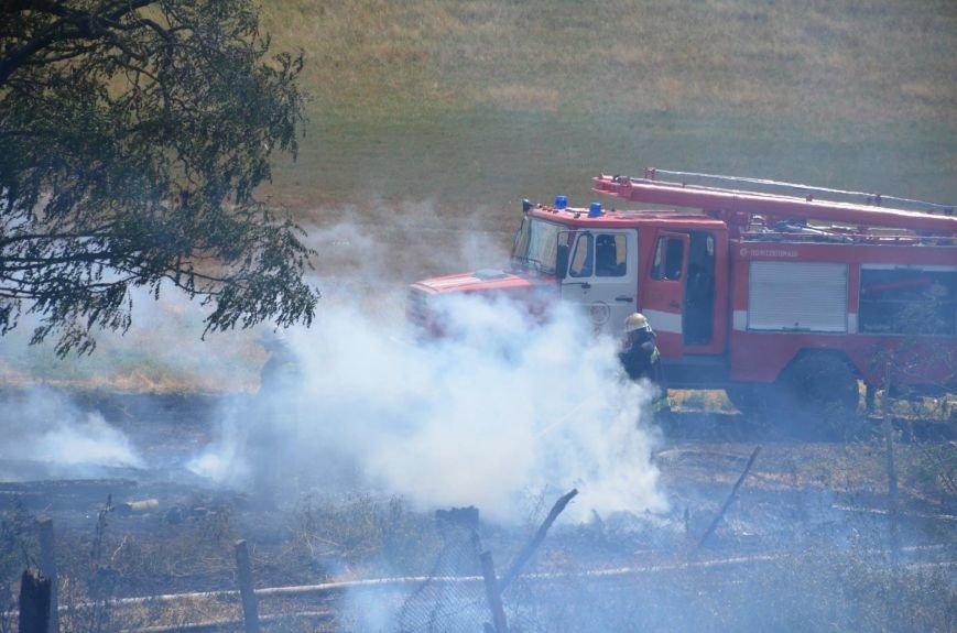 Четыре жилых дома повреждено огнём в Николаеве (ФОТО), фото-3
