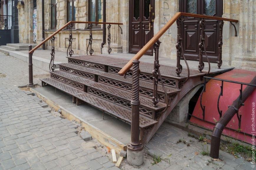 Архитектурная достопримечательность Николаева : доходный дом Блиндермана (ФОТО), фото-4