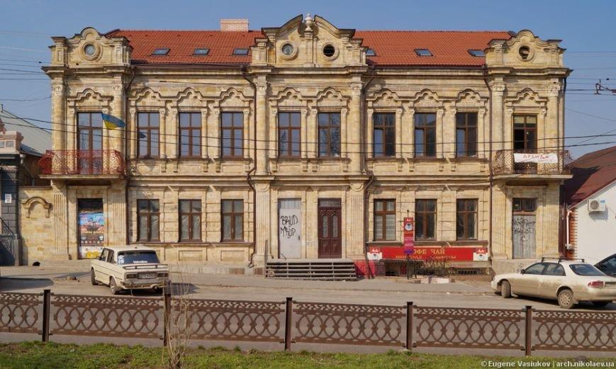 Архитектурная достопримечательность Николаева : доходный дом Блиндермана (ФОТО), фото-2