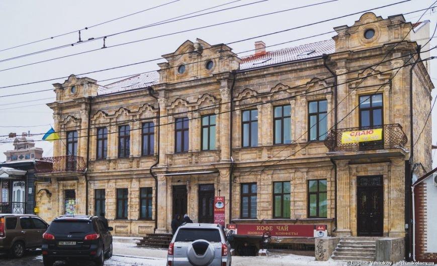 Архитектурная достопримечательность Николаева : доходный дом Блиндермана (ФОТО), фото-1