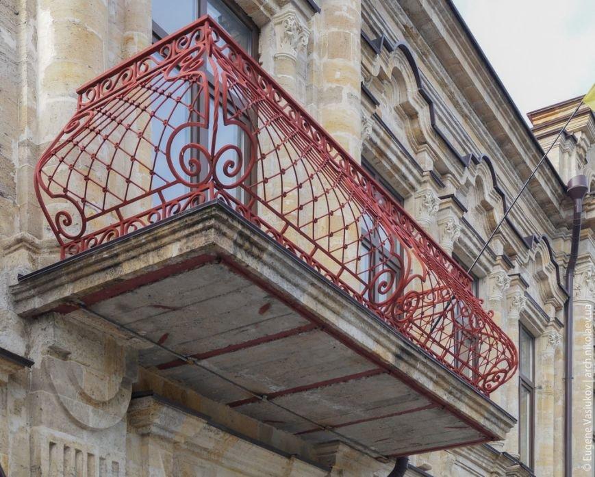 Архитектурная достопримечательность Николаева : доходный дом Блиндермана (ФОТО), фото-3