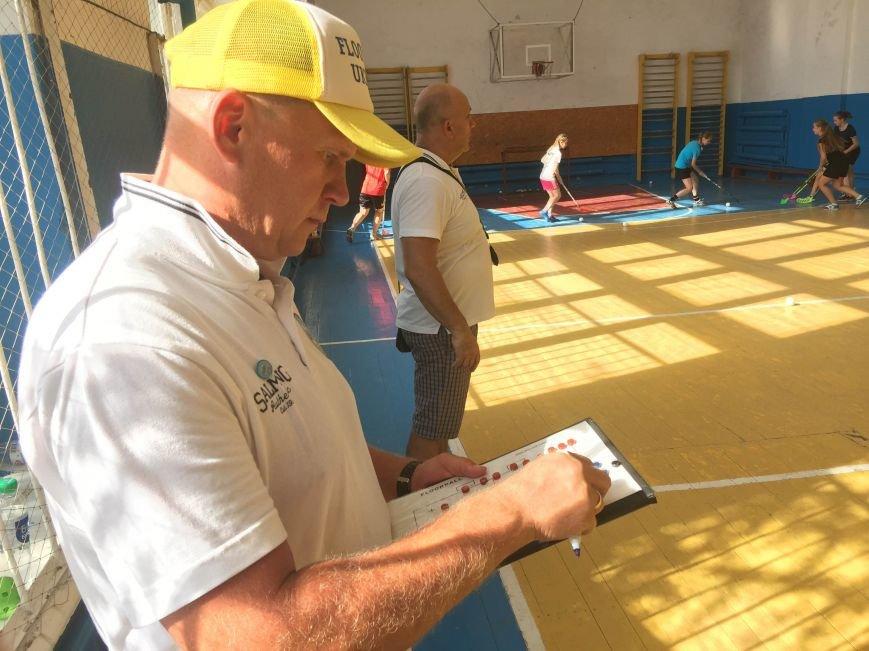 Мелитопольские флорболистки вошли в состав сборной Украины (фоторепортаж), фото-1