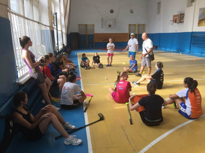 Мелитопольские флорболистки вошли в состав сборной Украины (фоторепортаж), фото-2