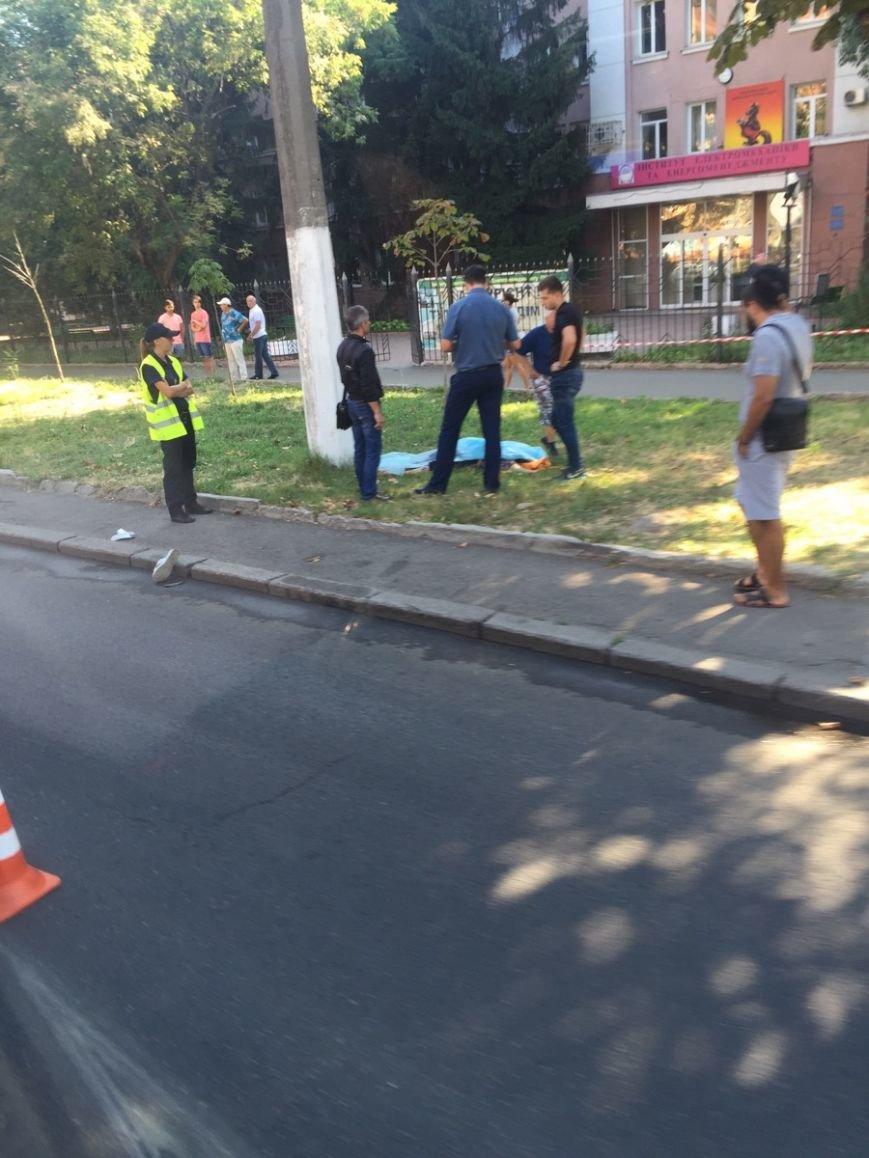 труп на проспекте  шевченко