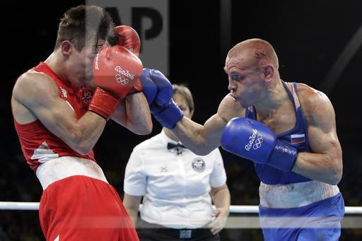 Белгородские боксёры Владимир Никитин и Виталий Дунайцев обеспечили себе бронзовые медали Олимпиады, фото-1