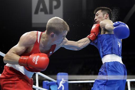 Белгородские боксёры Владимир Никитин и Виталий Дунайцев обеспечили себе бронзовые медали Олимпиады, фото-2