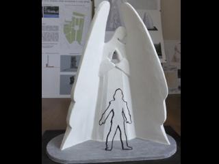 Який пам'ятник пожежникам встановлять у Білій Церкві? (проект), фото-1