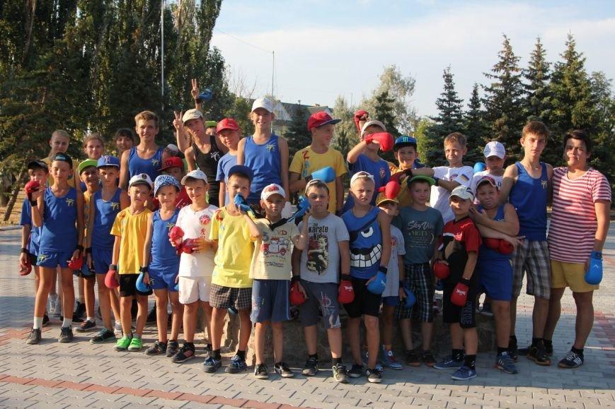 Каратисты из бердянского клуба «Дзаншин» совмещают тренировки с отдыхом, фото-3