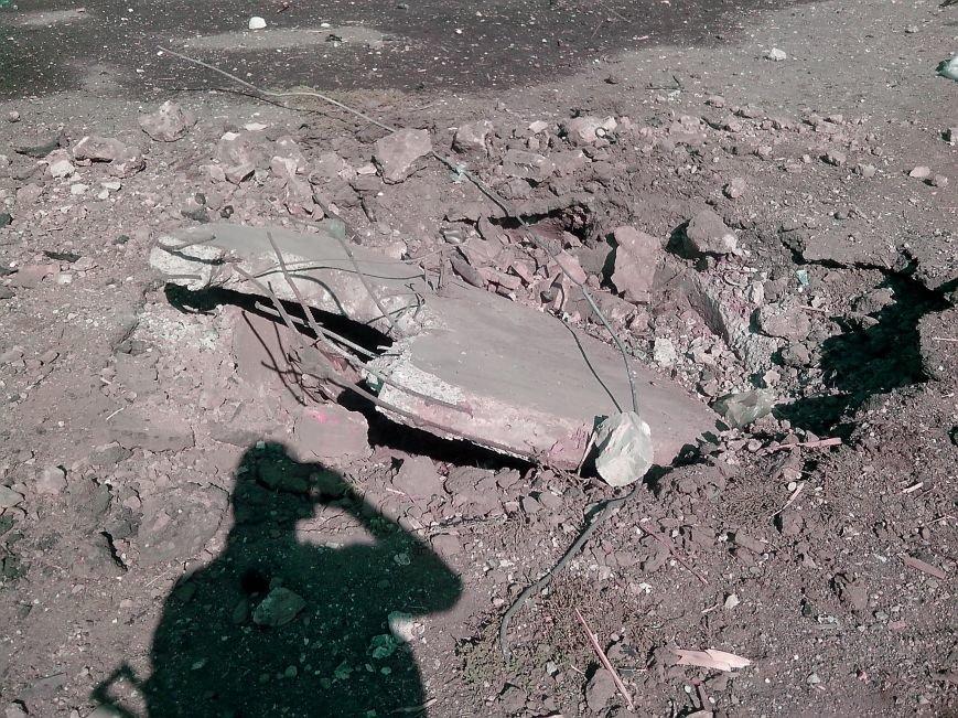 Чермалык после обстрела (ФОТОРЕПОРТАЖ), фото-12