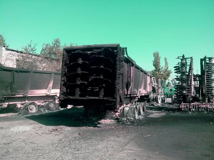 Чермалык после обстрела (ФОТОРЕПОРТАЖ), фото-4