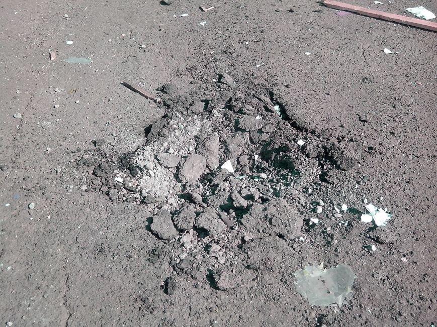 Чермалык после обстрела (ФОТОРЕПОРТАЖ), фото-29