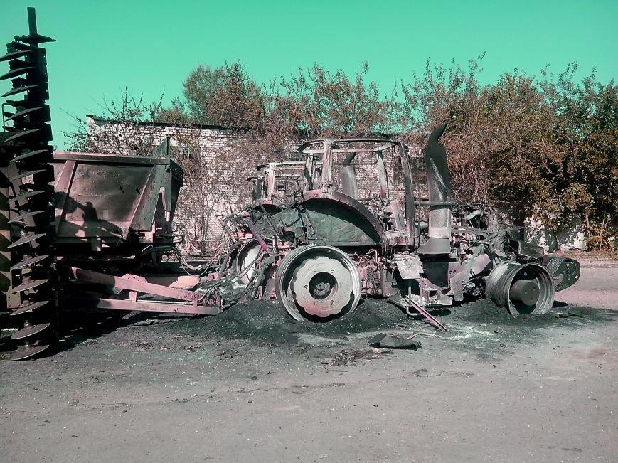 Чермалык после обстрела (ФОТОРЕПОРТАЖ), фото-8