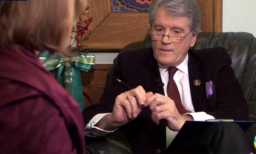 Я бы не сдал Крым, это точно, - Ющенко, фото-1