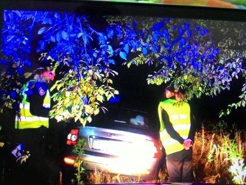 """В Кривом Роге пьяный подросток на отцовской """"Ладе"""" пытался скрыться от полиции, запутался в кустах и заперся в машине (ФОТО), фото-1"""