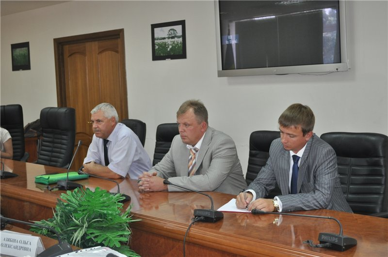 Приазовский национальный природный парк приобрел  нового руководителя