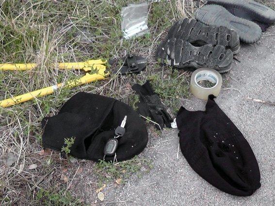 На Кировоградщине задержали автомобиль, в котором перевозили подозрительные вещи (ФОТО), фото-3