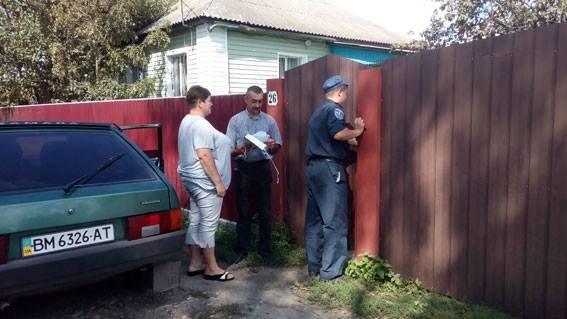 Через карантин на в'їздах в Попівку встановили дизбар'єри та перевіряють машини, фото-2