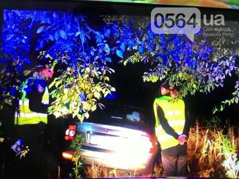 В Кривом Роге: пьяный подросток угнал у папы авто, больной избил женщину, из больницы пытались стащить калитку, фото-1