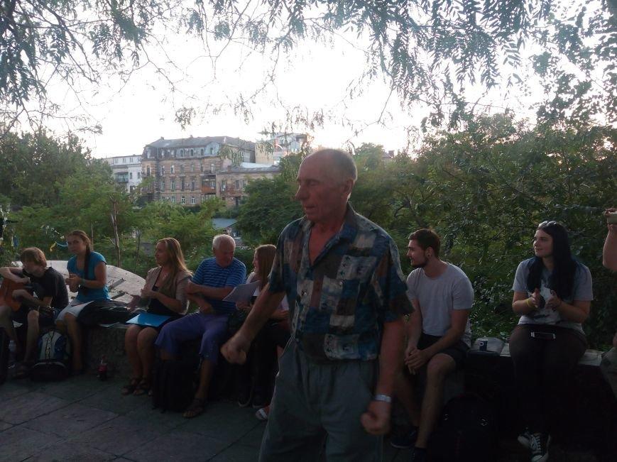 Одесситы отметили песнями День рождения Кузьмы (ФОТО, ВИДЕО), фото-5