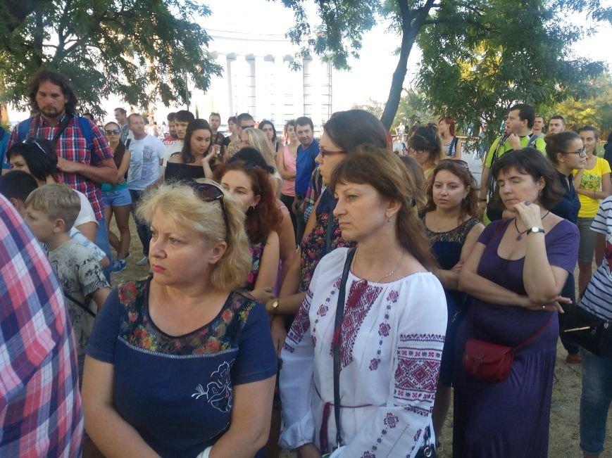 Одесситы отметили песнями День рождения Кузьмы (ФОТО, ВИДЕО), фото-8