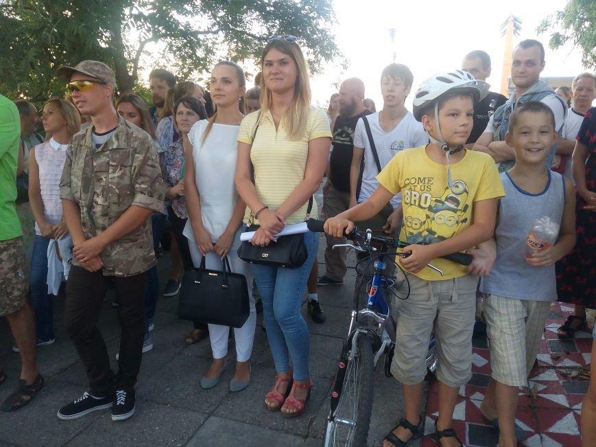 Одесситы отметили песнями День рождения Кузьмы (ФОТО, ВИДЕО), фото-7