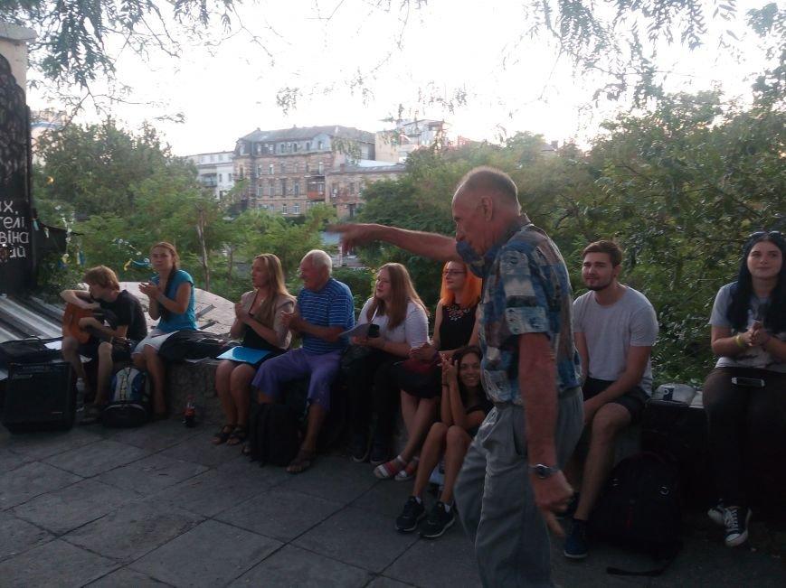 Одесситы отметили песнями День рождения Кузьмы (ФОТО, ВИДЕО), фото-6
