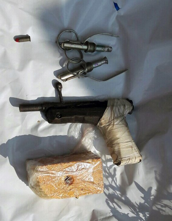 На Кировоградщине полицейские изъяли боеприпасы и тротил (ФОТО), фото-2