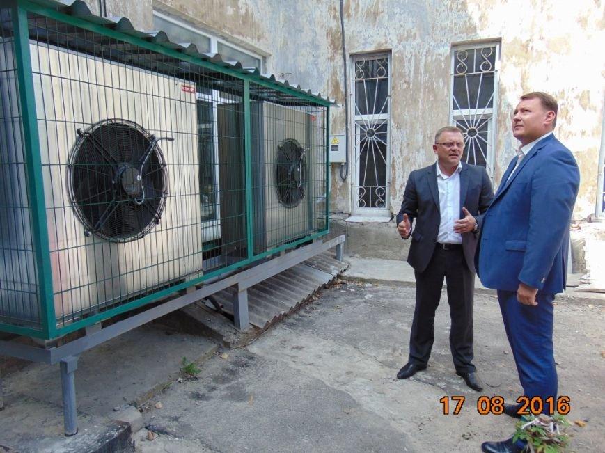 В Краматорске закончилась реконструкция хирургического отделения, фото-3
