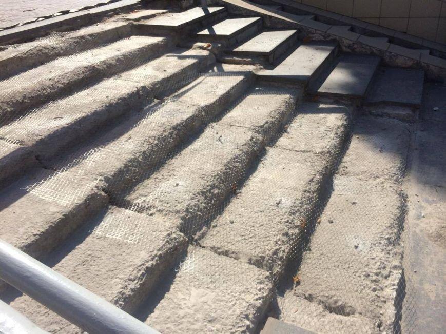 В Мариуполе арендатор решил отремонтировать подземный переход (ФОТО, ВИДЕО), фото-4