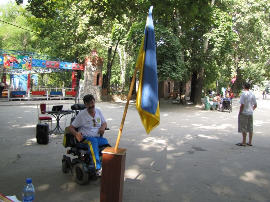 Спартакиада среди инвалидов «Поверь в себя» в Мелитополе (фоторепортаж), фото-4