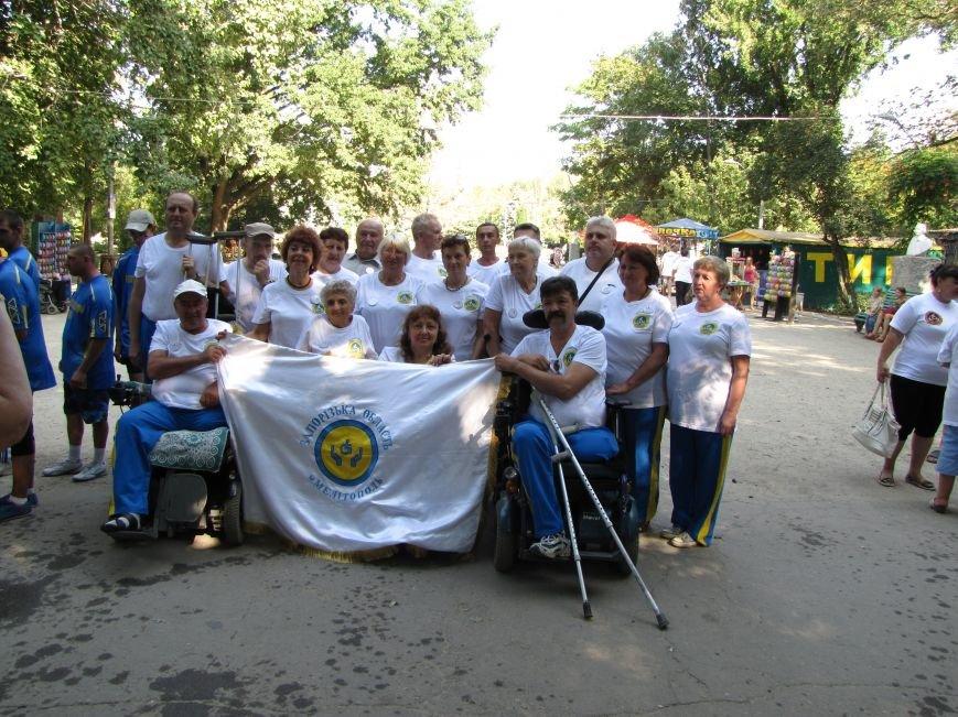 Спартакиада среди инвалидов «Поверь в себя» в Мелитополе (фоторепортаж), фото-5