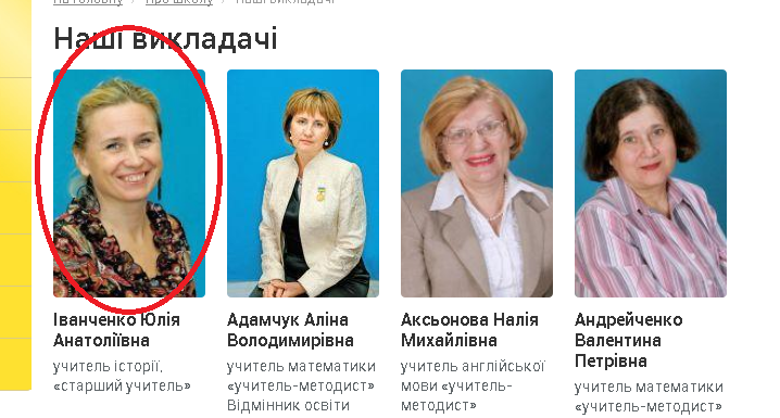 Юлия Иванченко гл - 2 гимназия
