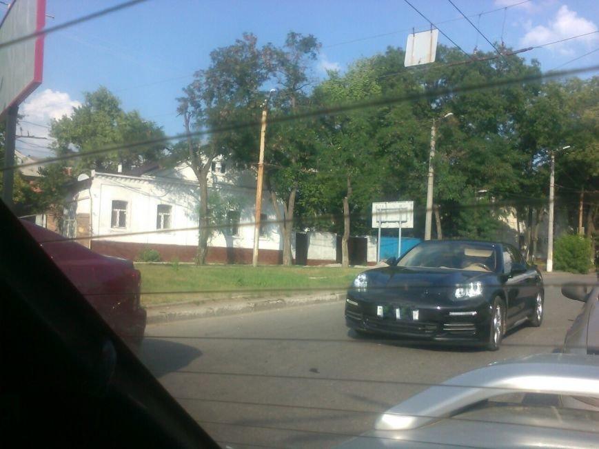 "ДТП в Кропивницком: столкнулись ""Porsche"" и ""Lexus"" (ФОТО), фото-2"