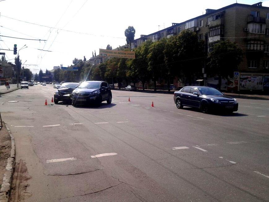 """Водитель  на """"Skoda"""" врезался в криворожанку на """"Kia"""", совершавшую поворот (ФОТО), фото-5"""