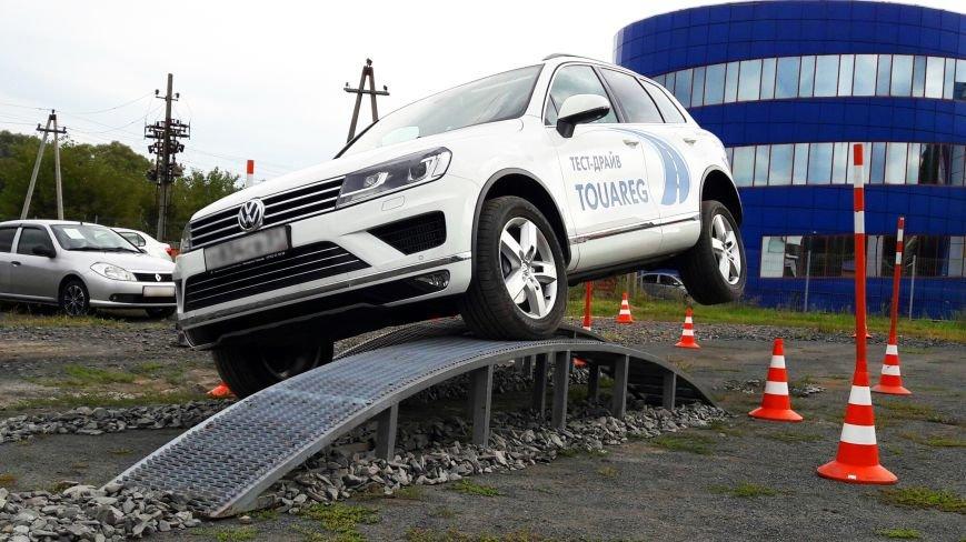 Автоцентр «Триумф» приглашает белгородцев на тест-драйв автомобилей Volkswagen, фото-1