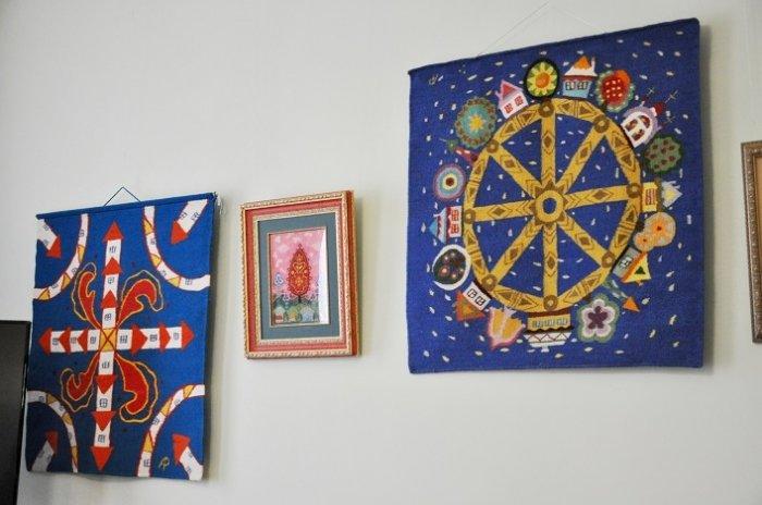У Житомирі відкрилася виставка Анжеліки Рудницької, фото-1