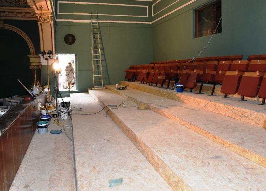 В Одессе скоро завершится ремонт легендарного детского театра (ФОТО), фото-5