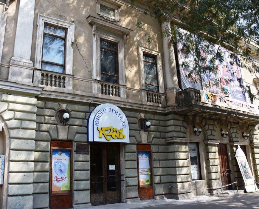 В Одессе скоро завершится ремонт легендарного детского театра (ФОТО), фото-4