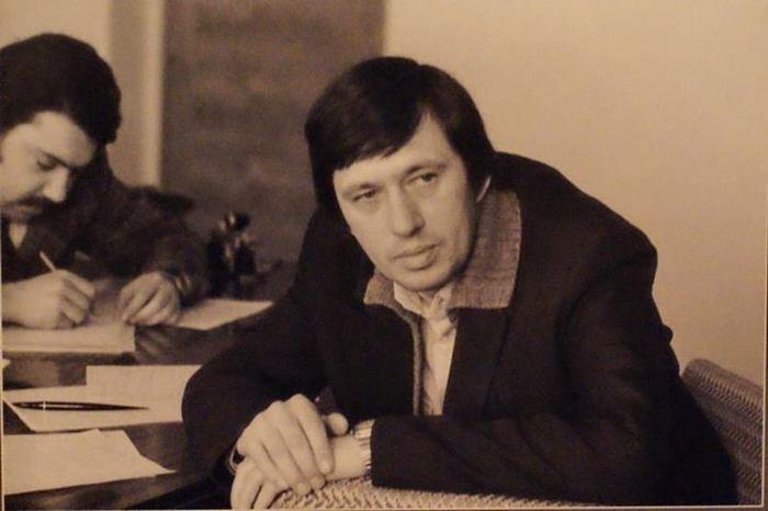Анатолий Литвинов