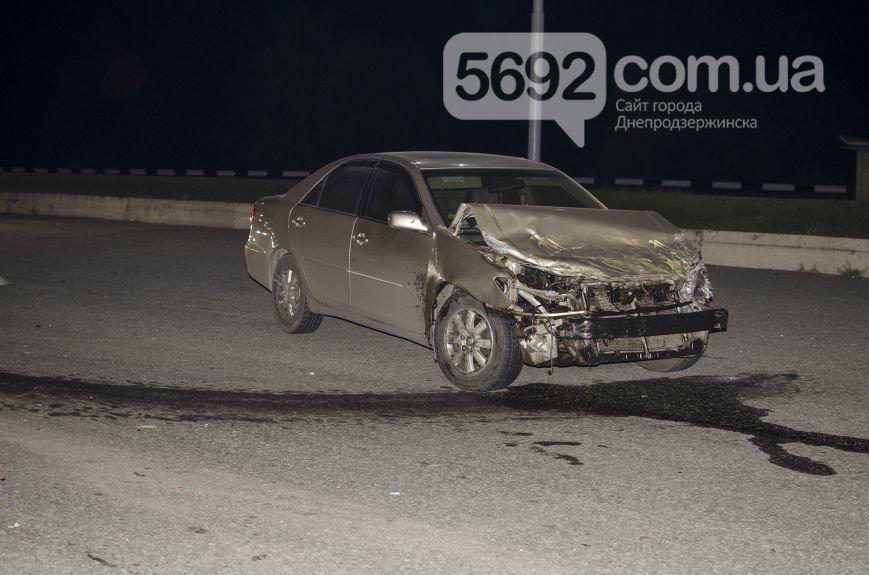 ДТП на мосту через Днепр в Каменском: сын экс-депутата горсовета врезался в маршрутку, фото-4