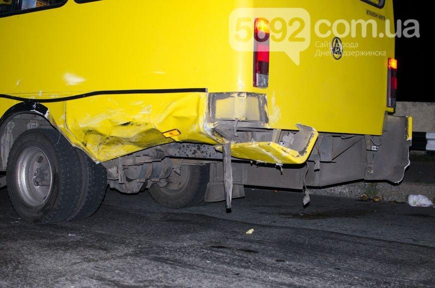 ДТП на мосту через Днепр в Каменском: сын экс-депутата горсовета врезался в маршрутку, фото-7