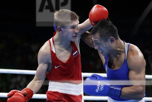 Белгородский боксёр Виталий Дунайцев стал бронзовым призёром Олимпийских игр, фото-2