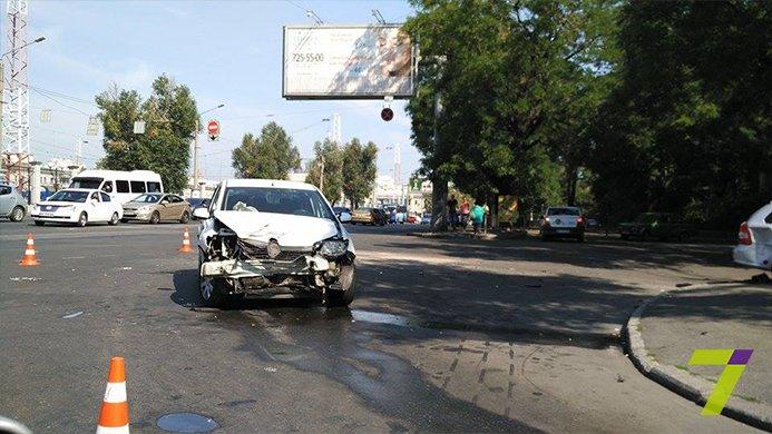 Американец и француз не поделили одесскую дорогу (ФОТО), фото-4