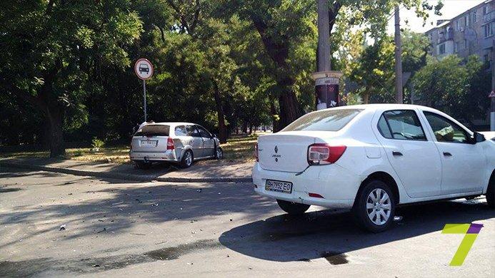 Американец и француз не поделили одесскую дорогу (ФОТО), фото-3