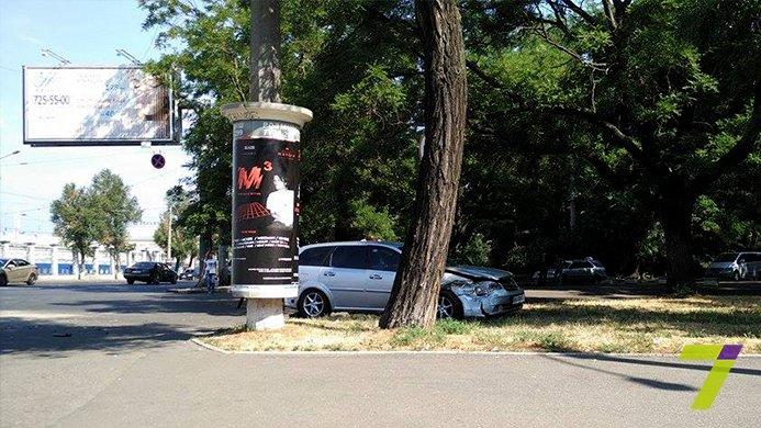 Американец и француз не поделили одесскую дорогу (ФОТО), фото-5